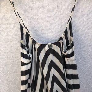Billabong Dresses - Billabong Striped Maxi Dress